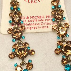 Jewelry - Austrian Crystal Rhinestone Earrings